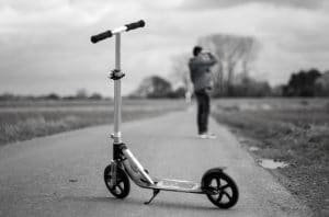 Scooter / Kinderroller